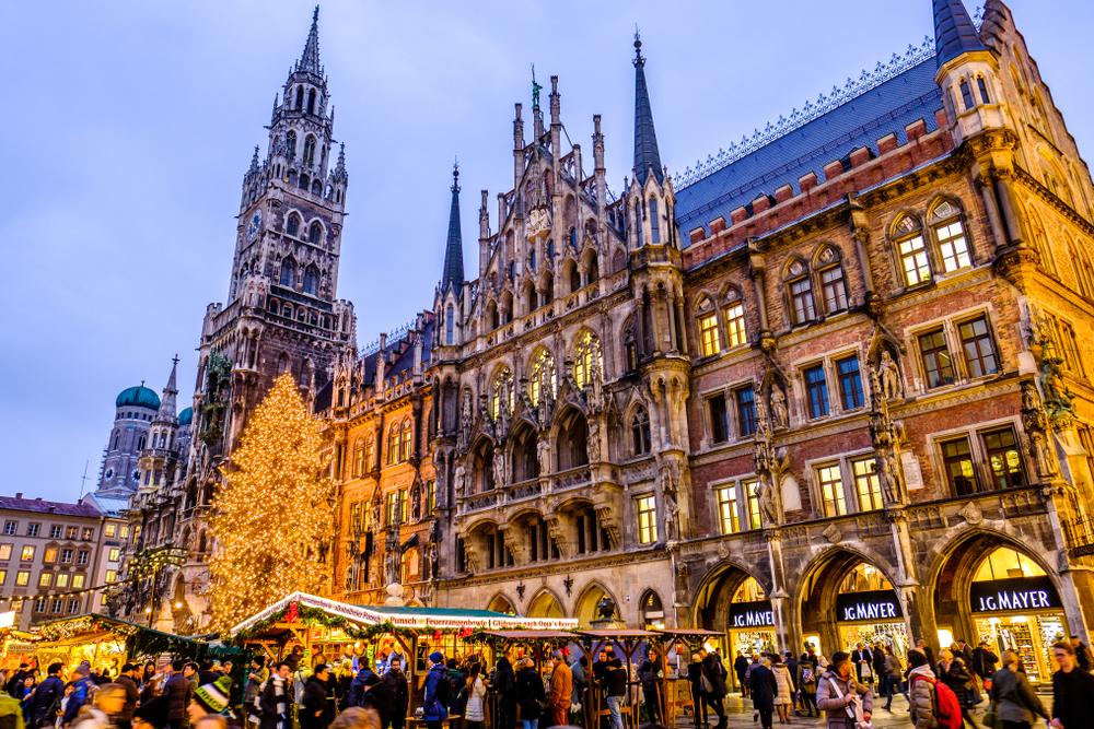 7 ตลาดคริสต์มาสที่ดีที่สุดในเยอรมนี