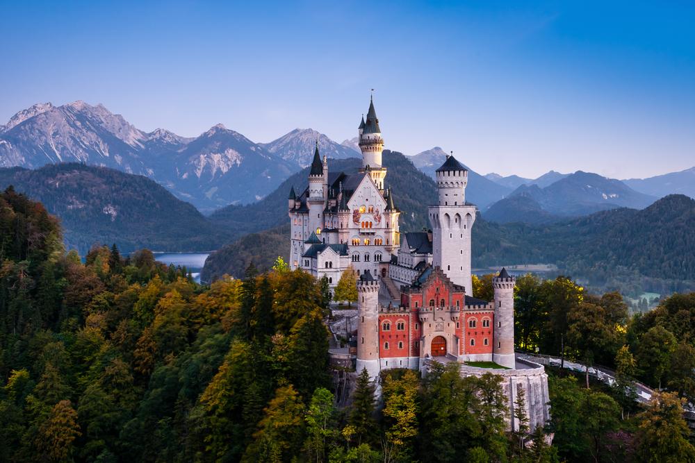 ปราสาทและพระราชวังในเยอรมันที่ต้องไปเยือนสักครั้งในชีวิต
